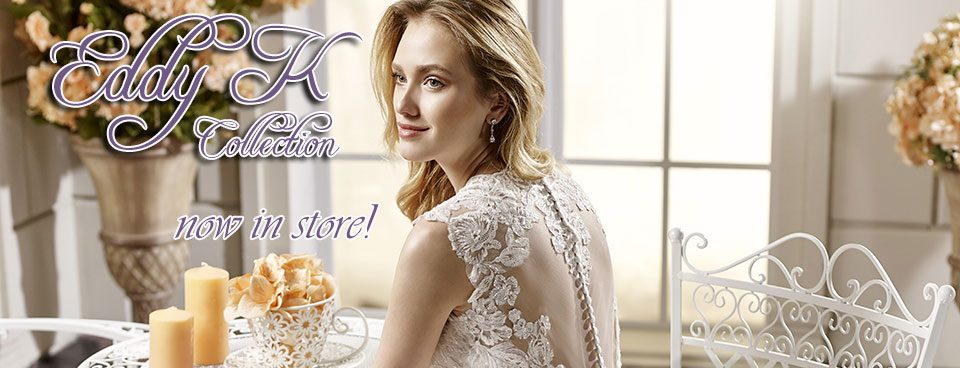 Eddy K Bridal Collection