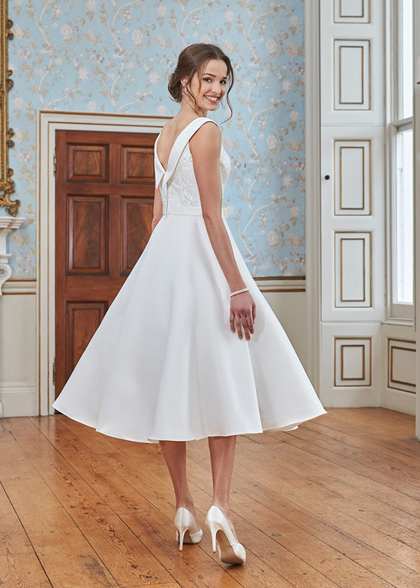 pure bridal wedding dresses