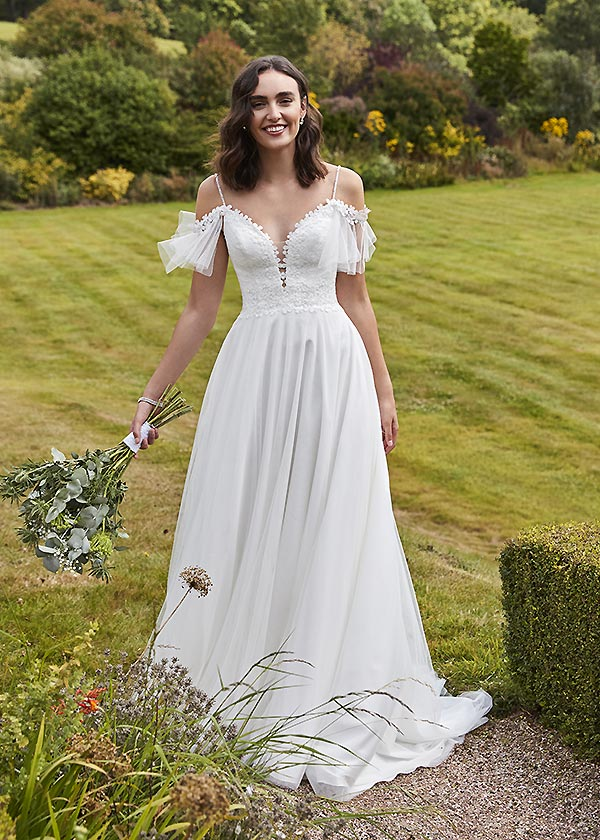 pure bridal wedding collection